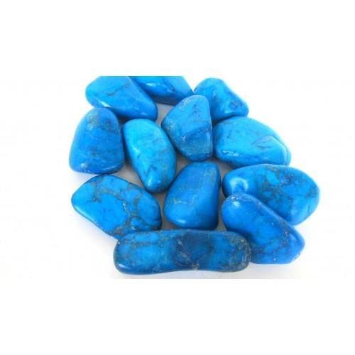 blue howlite india