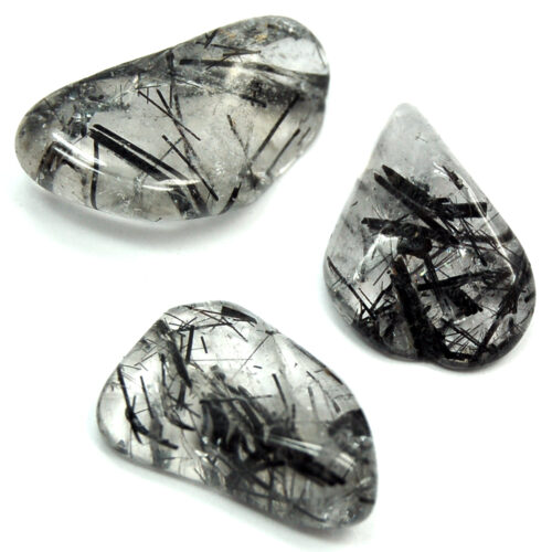 tournmalated quartz