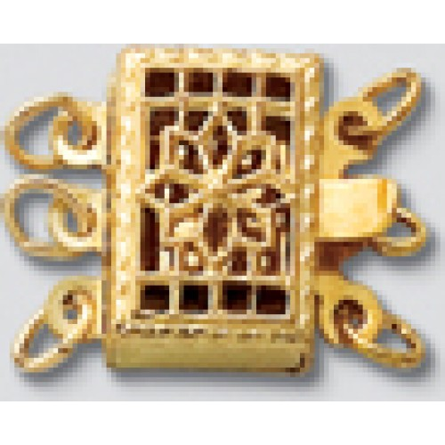 SquareFiligree,Ring,G/FToBeDiscontinued