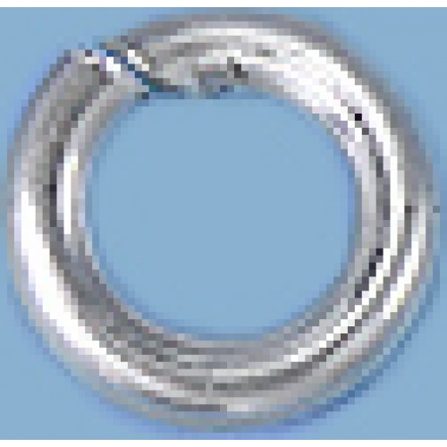 5.5mm 18GA, Open Jump Ring S/S 2