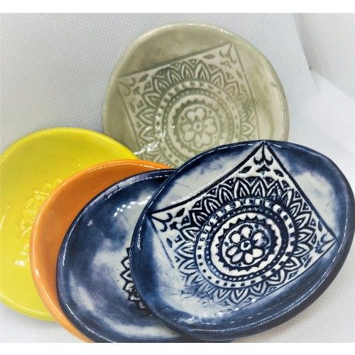 "Offering Plate ( 3"" dish) 2"