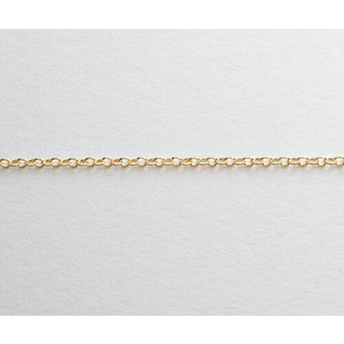 14 KT Gold Filled Chain/ Foot