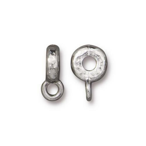 silver bead bail